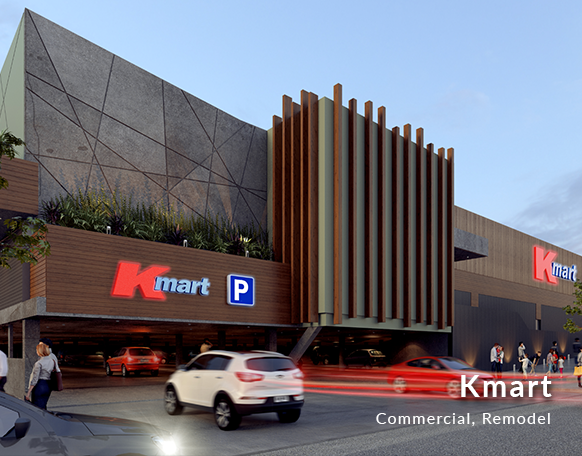 kmart-commercial-remodel Projects